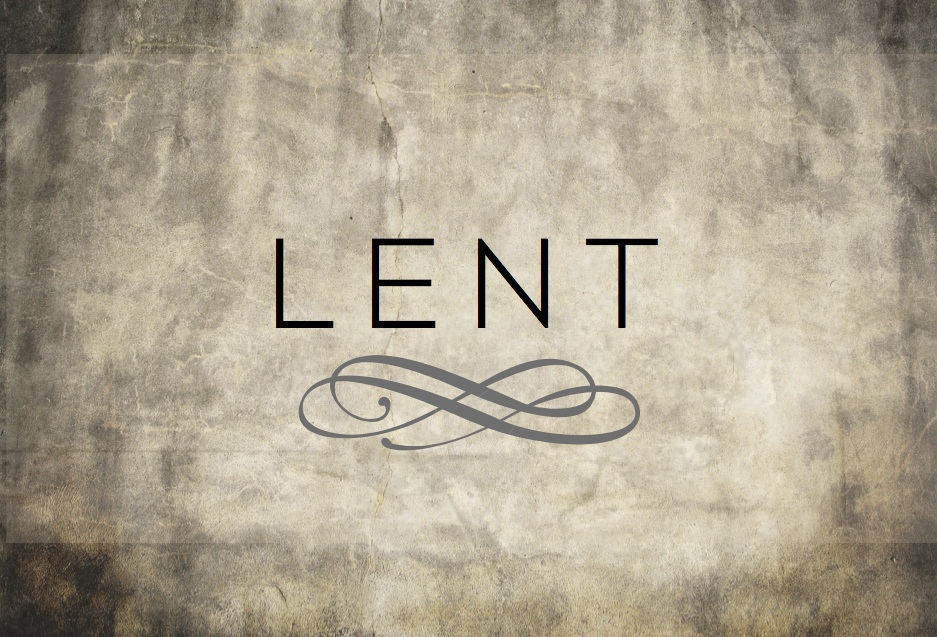 Lent – A Season of Reflection