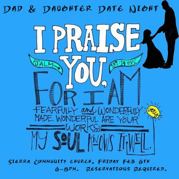 Dad & Daughter Date Night