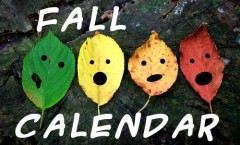 Fall Calendar Available Here