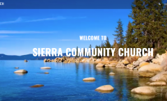 WE HAVE MOVED!  NEW WEBSITE ADDRESS    SIERRA.CHURCH